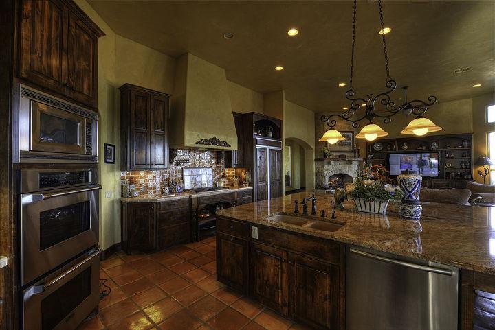 hidden hills ranch 30 acres, dining room ideas, home decor, kitchen backsplash, kitchen design, kitchen island, real estate