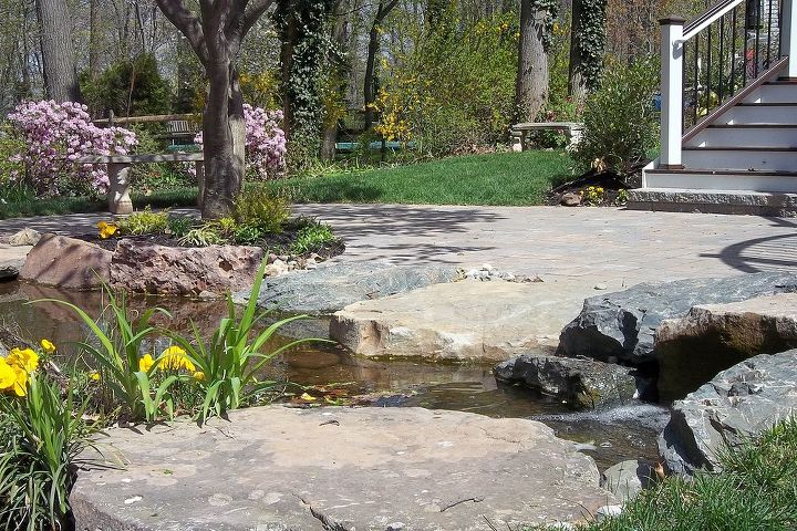 Would you like your backyard to be this beautiful? Fall is the perfect time to start an outdoor project. Don't delay, call today: 215-343-6041