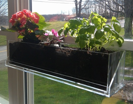 living ledge taking gardening to a new level, gardening, Living Ledge planted Spring into growing