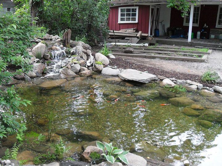 21 x 26' pond in River Vale NJ