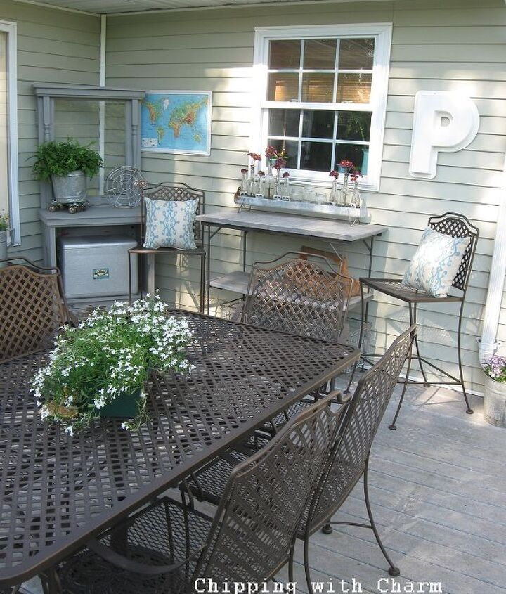 Ready for some summer entertaining...and relaxing...