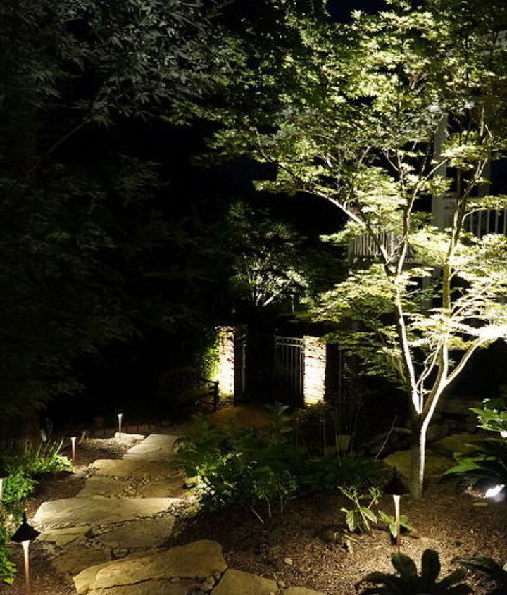 Pathway and landscape lighting