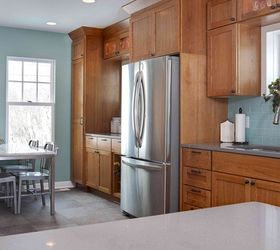 Elegant 5 Top Wall Colors For Kitchens With Oak Cabinets, Kitchen Design, Paint  Colors,