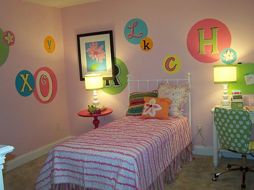 molly s big tree, bedroom ideas, home decor, painting