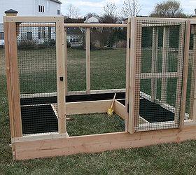 Diy Raised Bed Garden Enclosure, Diy, Gardening, Raised Garden Beds, We  Built