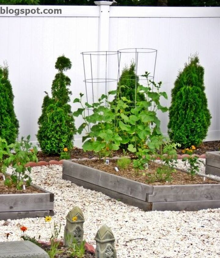 This is a shot of the original vegetable bed area, which is now our firepit hangout!