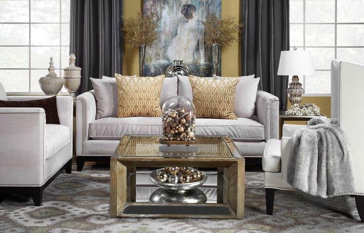 Furniture with good bones is always a great investment when you can afford it.