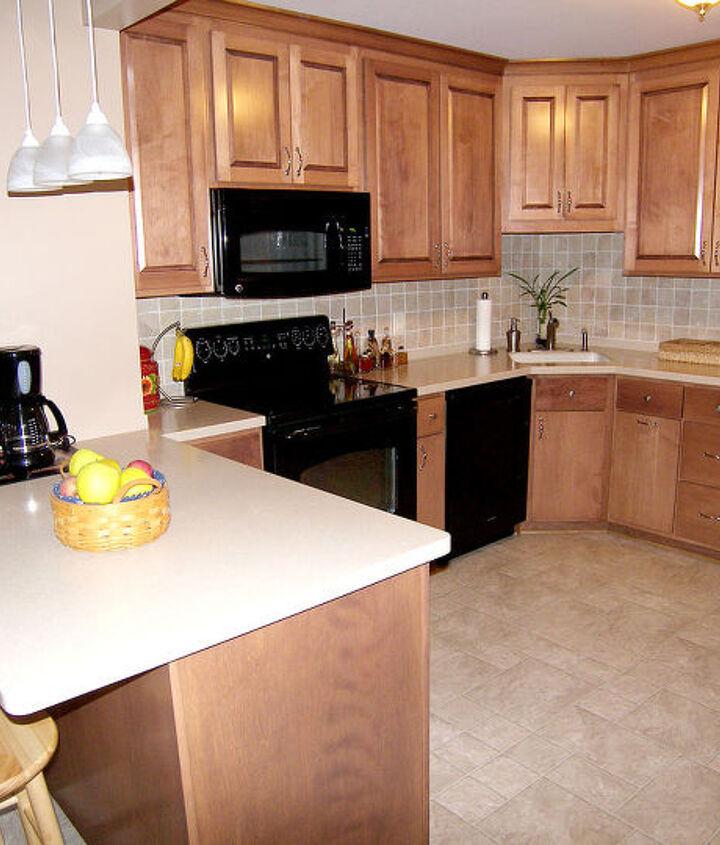 custom maple kitchen cabinets, home decor, kitchen cabinets, kitchen design