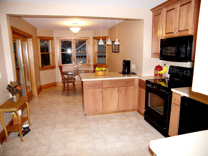 custom maple kitchen cabinets, home decor, kitchen cabinets, kitchen design
