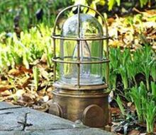 weathered to polished reproduction or authentic how would you use nautical style, landscape, lighting, outdoor living