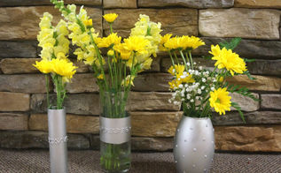 diy vases, crafts