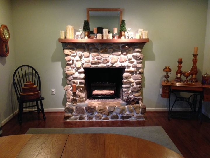 q fireplace built ins stain or paint, fireplaces mantels, painting, My plan is to have built ins with a base cabinet depth a little less than the hearth depth and top cabinets the depth of the mantel