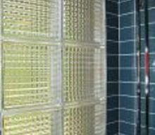 q i would like any ideas on what to do with left over thick glass tile squares, repurposing upcycling, tiling