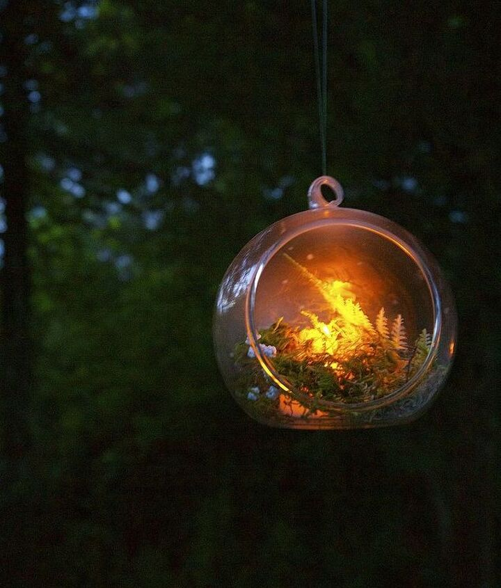 firefly globes outdoor summer party accents, crafts, outdoor living