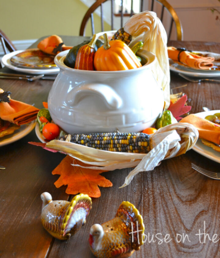 how to create a beautiful thanksgiving table, seasonal holiday d cor, thanksgiving decorations