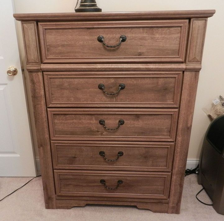 Before And After Of A New Chest Of Drawers Hometalk