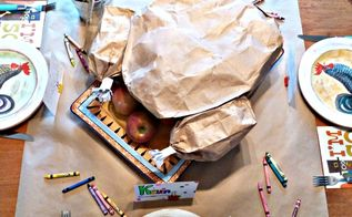 need a fun centerpiece for the kids s table this thanksgiving, crafts, thanksgiving decorations, The kids table is the place to be with this simple to make Tom Turkey carveable centerpiece