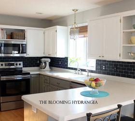 Exceptional Chalkboard Subway Tile Backsplash For Less Than 20, Chalkboard Paint, Kitchen  Backsplash, Kitchen