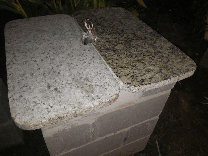 any idea how we can fix this error help, concrete masonry, concrete countertops, countertops