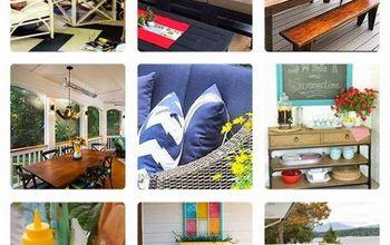 15 incredible deck inspirations, decks, home decor, outdoor furniture, outdoor living