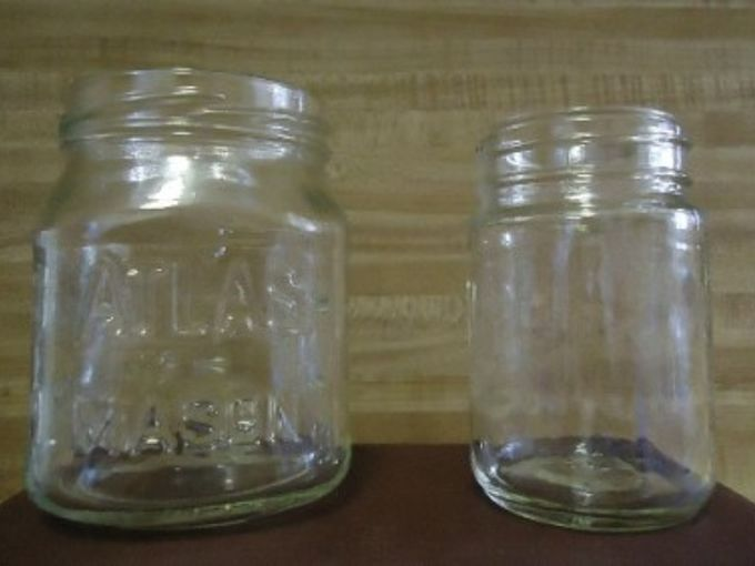 how to make homemade goo gone, cleaning tips, crafts, AFTER I was able to get my recycled bottles nice and clean