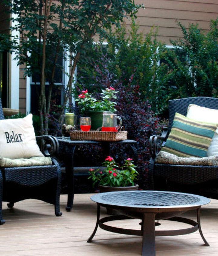 my backyard paradise, decks, outdoor living, ponds water features