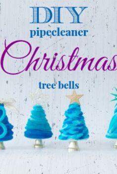 last minute quick handmade christmas idea, crafts, seasonal holiday decor, handmade Christmas ornaments