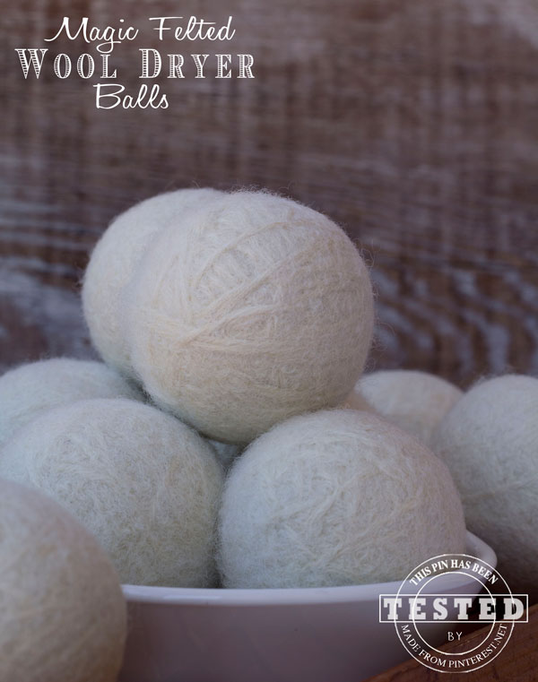 magic wool dryer balls, appliances, cleaning tips