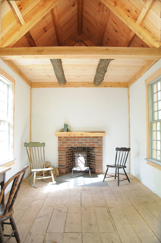 """""""I had three chairs in my house; one for solitude, two for friendship, three for society."""" - Henry David Thoreau"""