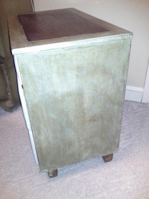 How Do I fix My dresser that I have put Dark Wax on ? | Hometalk