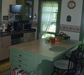 Homemade Kitchen Island, Kitchen Design, Kitchen Island, Storage Ideas, New Kitchen  Island