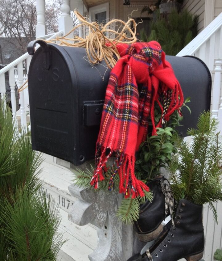 playful plaids, seasonal holiday decor