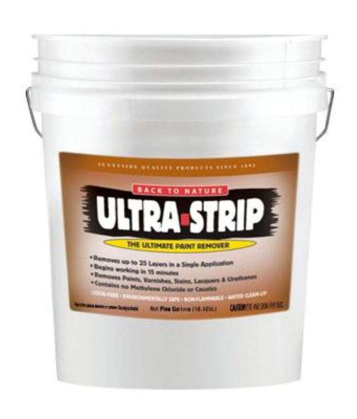 Experiment with a section; apply stripper and remove paint. If the paint was applied over undamaged varnish, stripping it will be messy, not difficult. If the varnish has deteriorated, the paint may lie in the grain of the wood. removing it may require extensive and careful work