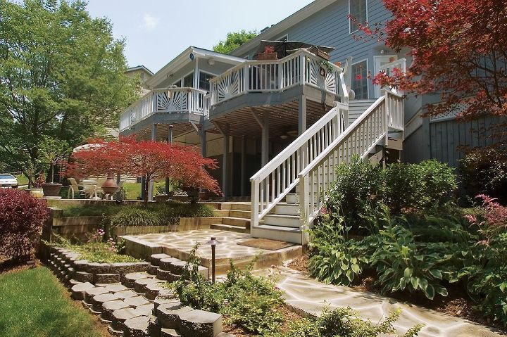 tis the season to be outdoors what kind of outdoor space do you pine for, decks, outdoor living, pool designs, spas, A Deck Renovation In Kennesaw