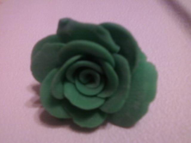 green rose, gardening