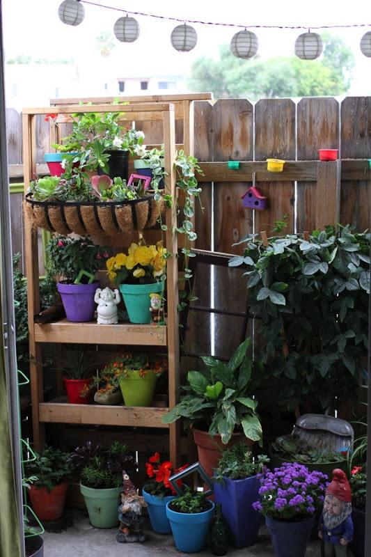 Top Ten Ways To Decorate A Small Apartment Garden | Hometalk