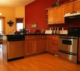 5 top wall colors for kitchens with oak cabinets hometalk rh hometalk com best wall color with light gray cabinets best wall color with honey oak cabinets