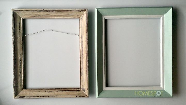 DIY Framed Chalkboard   Hometalk