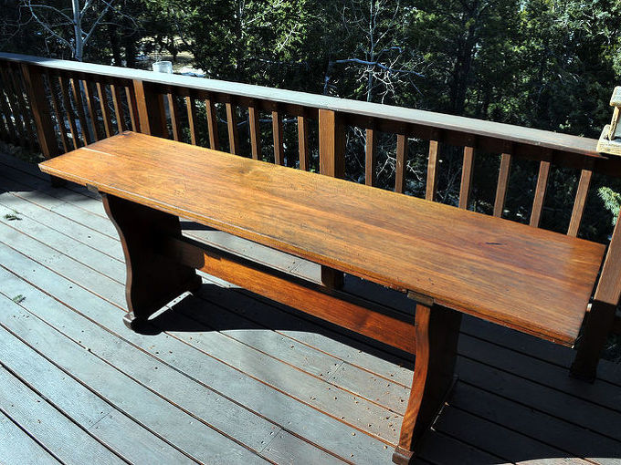 betsy mahogany, painted furniture, woodworking projects, Completed table