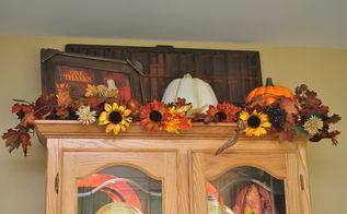 decorating for fall, home decor, seasonal holiday decor