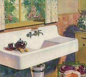 Removing 1920s cast iron kitchen sink Hometalk