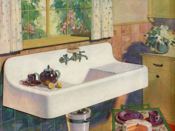 Q Removing 1920 S Cast Iron Kitchen Sink Bathroom Ideas Diy How To