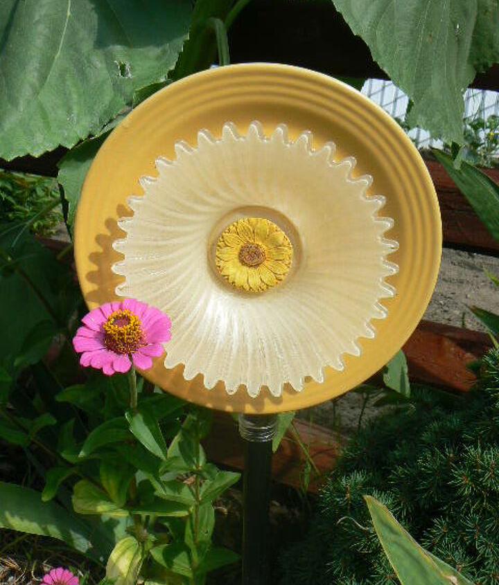 glass flowers amp backyard, crafts, flowers, gardening, hydrangea, outdoor living