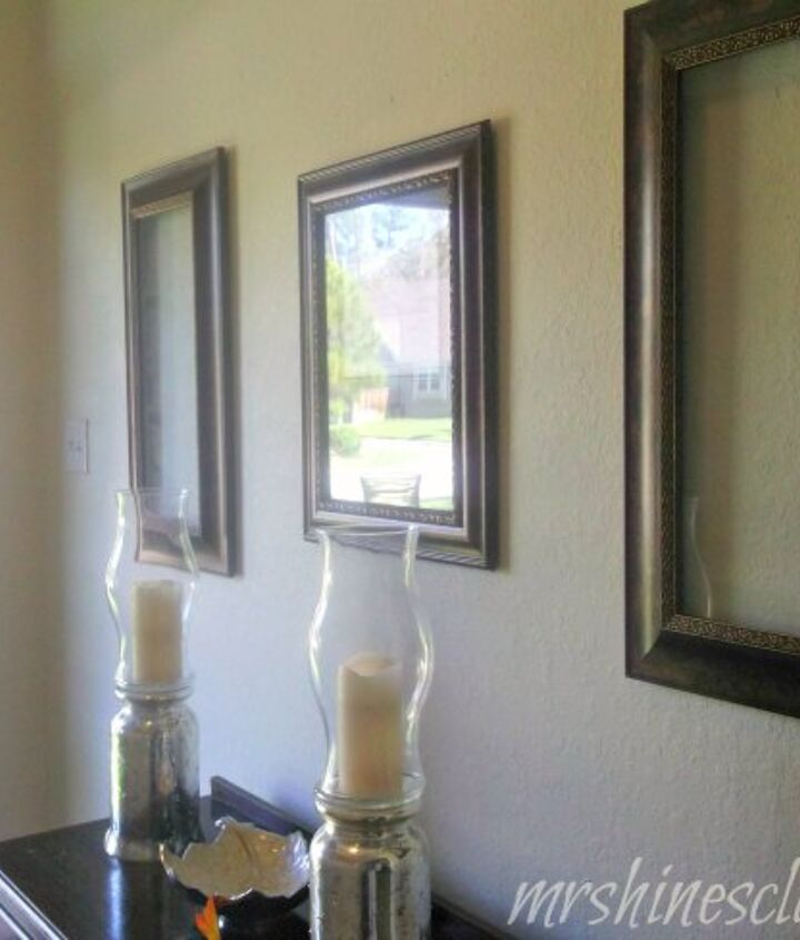 q how would you upcycle repurpose this framed glass, home decor, repurposing upcycling