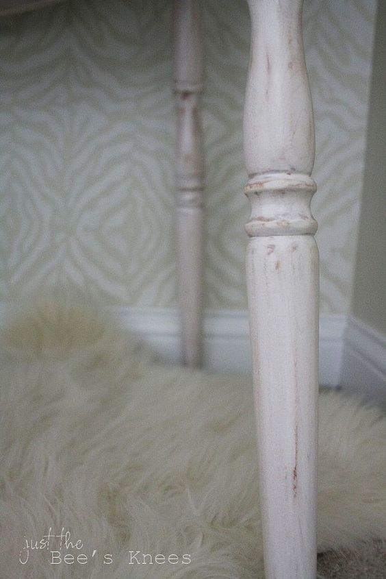 how to apply a whitewash finish, painted furniture