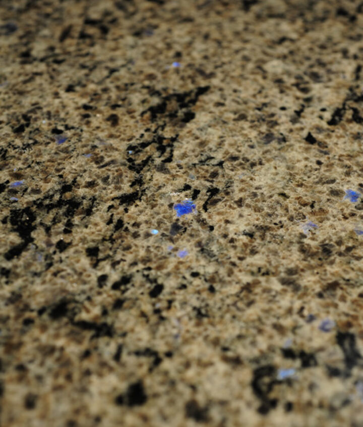 q blue eyes a recent project by stone stolutions looks like this color goes so good, home decor, kitchen design