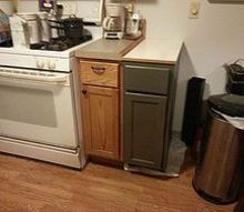 q to paint or not to paint kitchen cabinets, diy, kitchen cabinets, kitchen design, painting