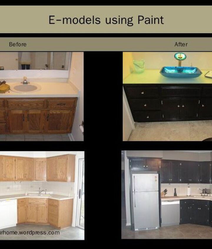 all you need is paint, bathroom ideas, painted furniture