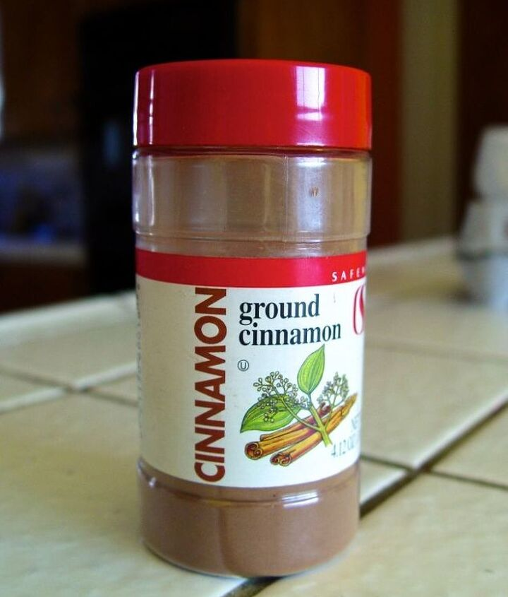 Photo of cinnamon by Adam Verwymeren courtesy of Networx.com. http://www.networx.com/article/8-household-uses-for-cinnamon