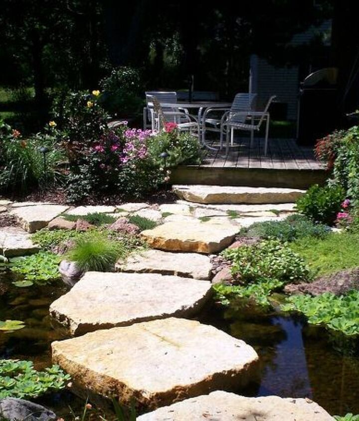 Ponds Inc. of Illinois Website: www.ponds-inc.com Facebook: https://www.facebook.com/PondsInc Hometalk: http://www.hometalk.com/ponds Pinterest: http://pinterest.com/pondsinc Twitter: https://twitter.com/PondsInc4you Flickr: http://www.flickr.com/photos/pondsincofillinois/ Certified Aquascape Contractor (CAC) in your area: http://www.aquascapeinc.com/findcontractors.php